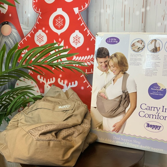 boppy Other - boppy carry in comfort dual support slin